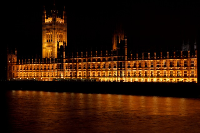 Parlament, vláda
